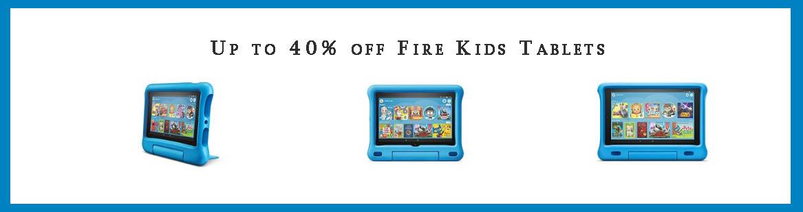 Fire Kids Tablets