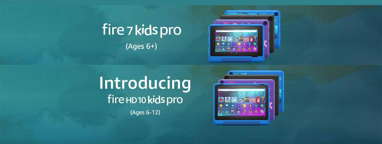 Fire 7 Kids Pro