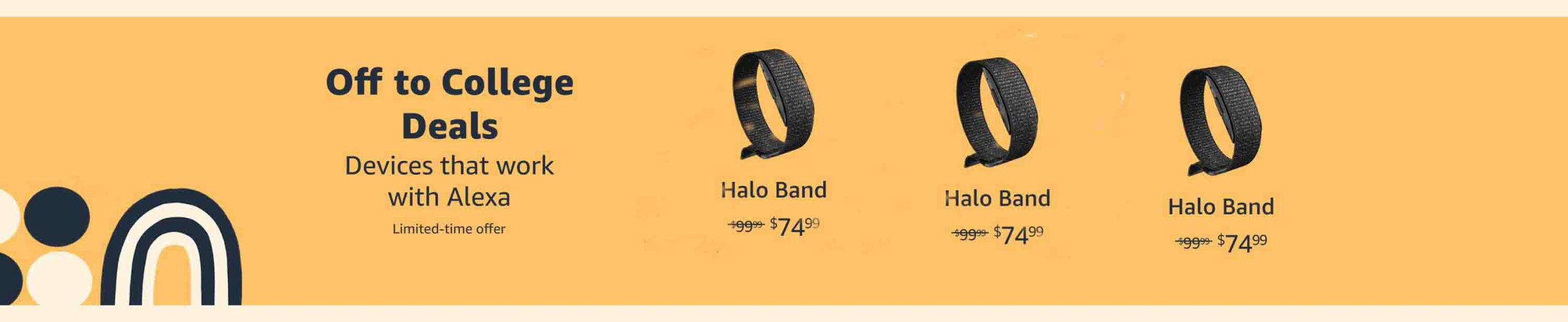 promos for Halo Band