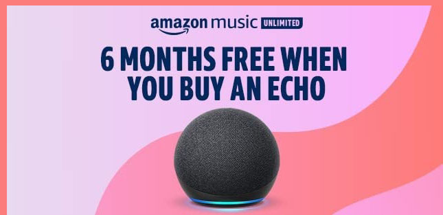 promos on Echo Devices