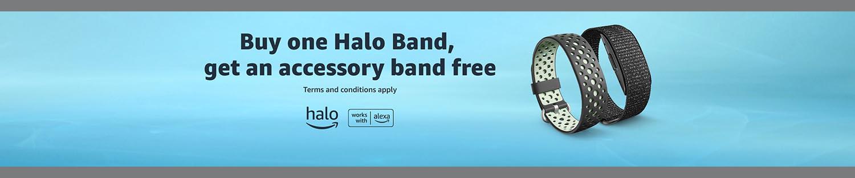 Halo Band promo
