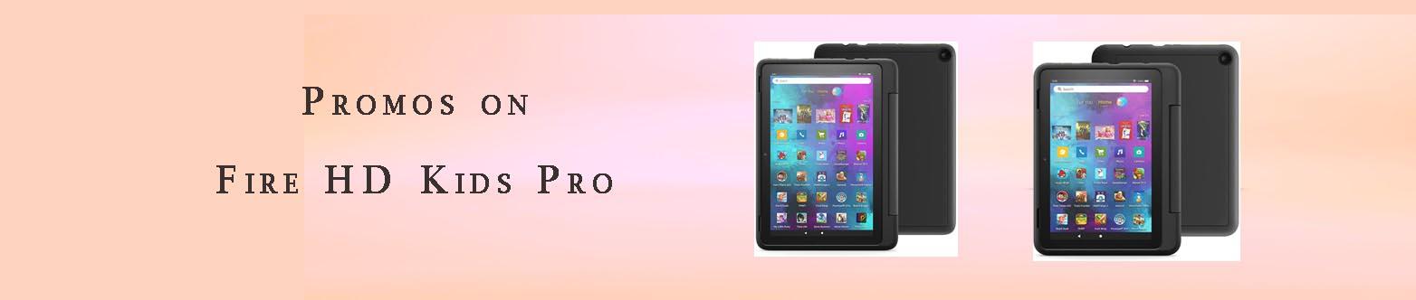 Fire HD Kids Pro tablet