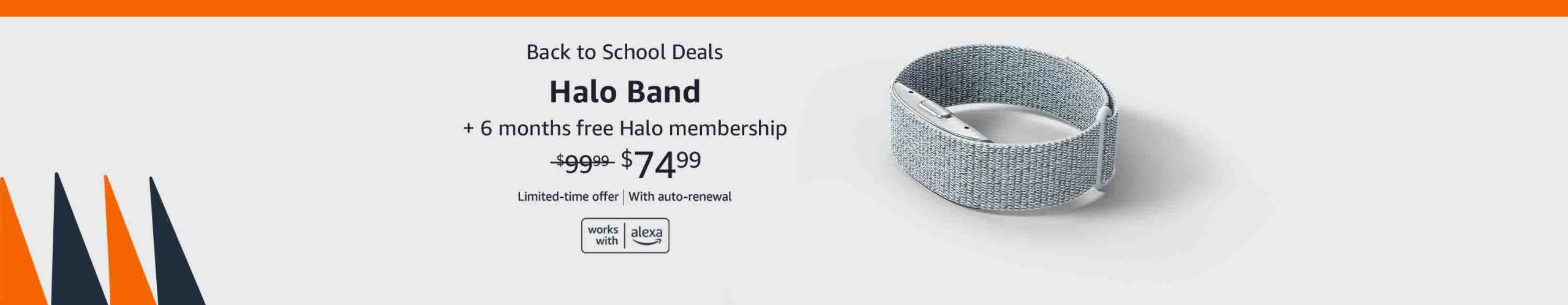 Halo Band deal