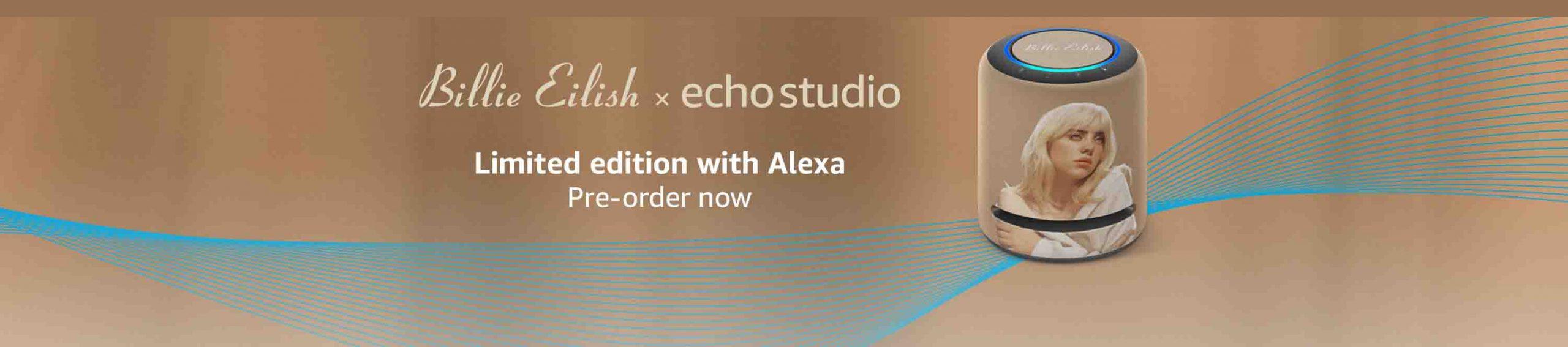 Billie Eilish Limited Edition - Echo Studio